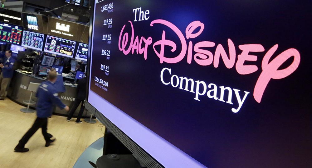 Le logo de Walt Disney