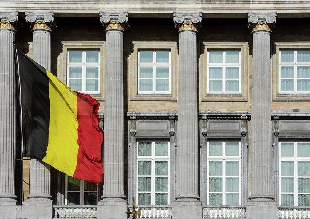 Le drapeau belge
