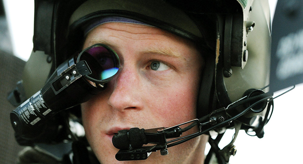 Prince Harry, archives