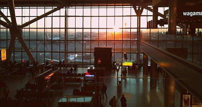 Aéroport Londres-Heathrow