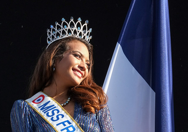 Miss France 2019 Vaimalama Chaves
