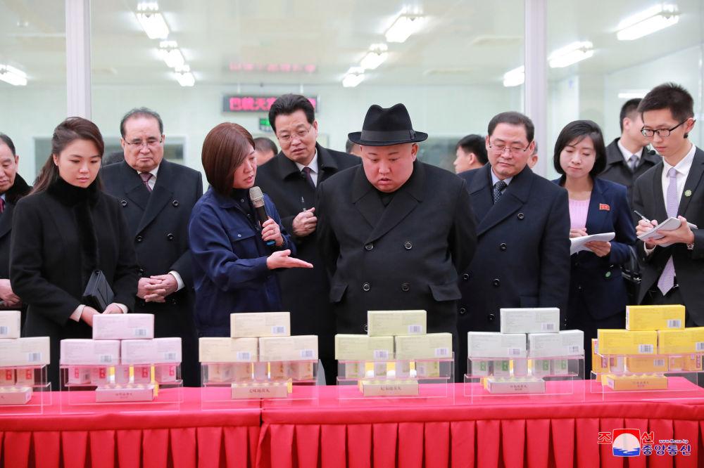 La visite secrète de Kim Jong-un en Chine