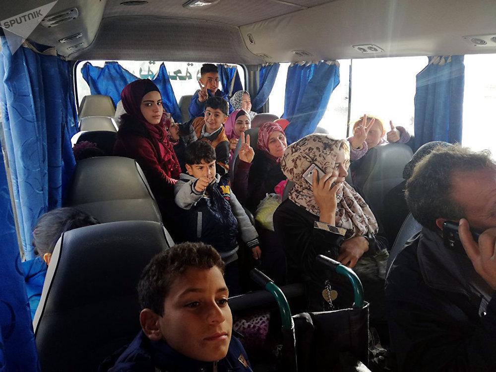 Les réfugiés syriens en Jordanie rentrent dans leur pays