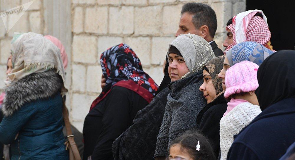 En Syrie, les radicaux ont bloqué le couloir humanitaire pour l'évacuation des civils de la zone de désescalade d'Idlib