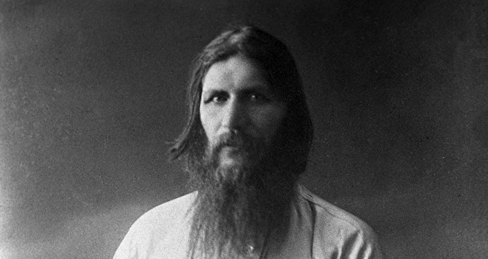 Grigori Raspoutine, en 1914
