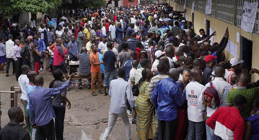 Élections en RDC