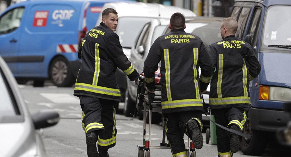 explosion rue de Trévise, dans le 9e arrondissement de Paris
