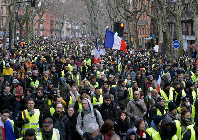 Gilets jaunes (archives)
