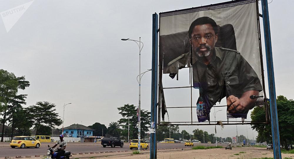 Ancien Président de la RDC Joseph Kabila