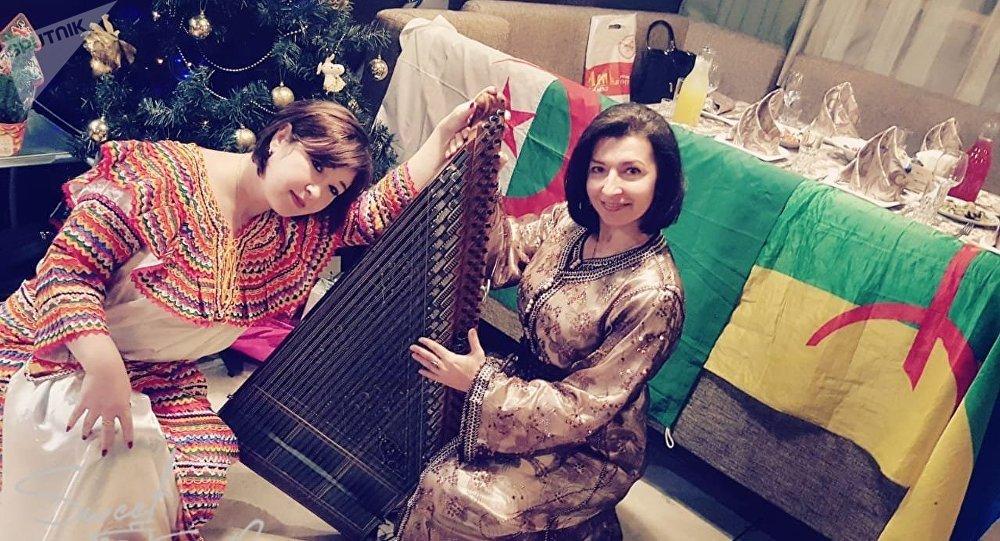 Le Nouvel An berbère fêté à Moscou par la communauté algéro-tunisienne (photos)
