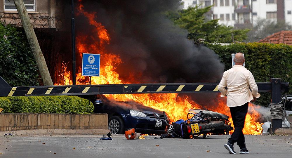 Attaque de l'hôtel Dusit à Nairobi