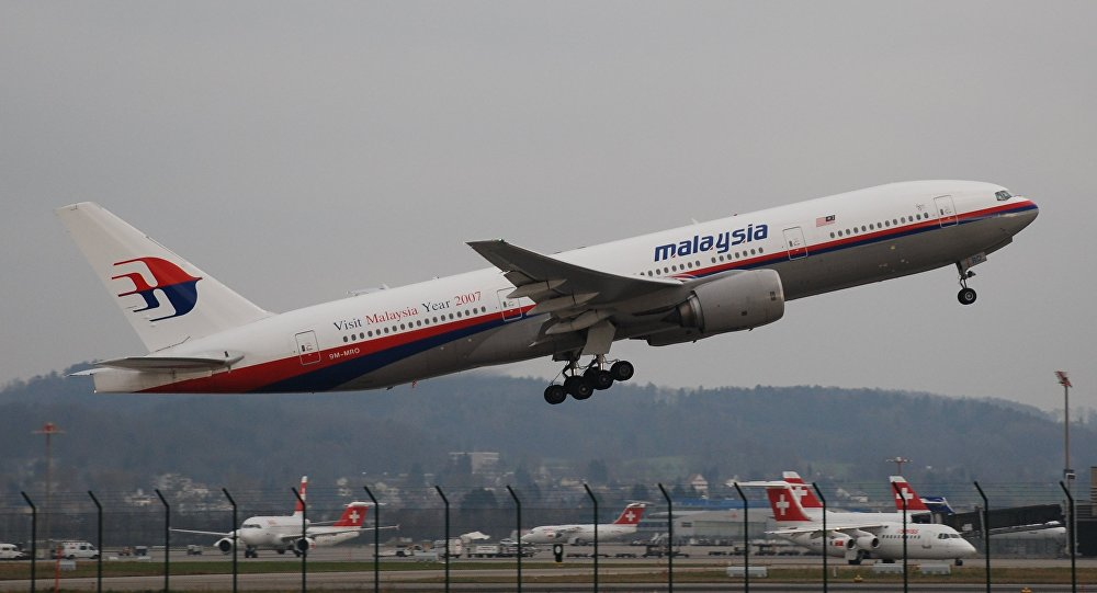 Un Boeing de la Malaysia Airlines (archive photo)