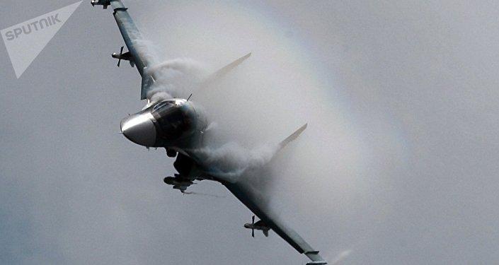 Collision en vol entre deux bombardiers russes