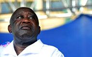 Laurent Gbagbo, image d'illustration