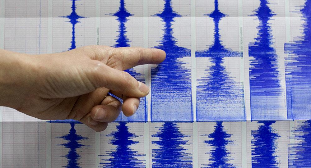Un sismographe (image d'illustration)