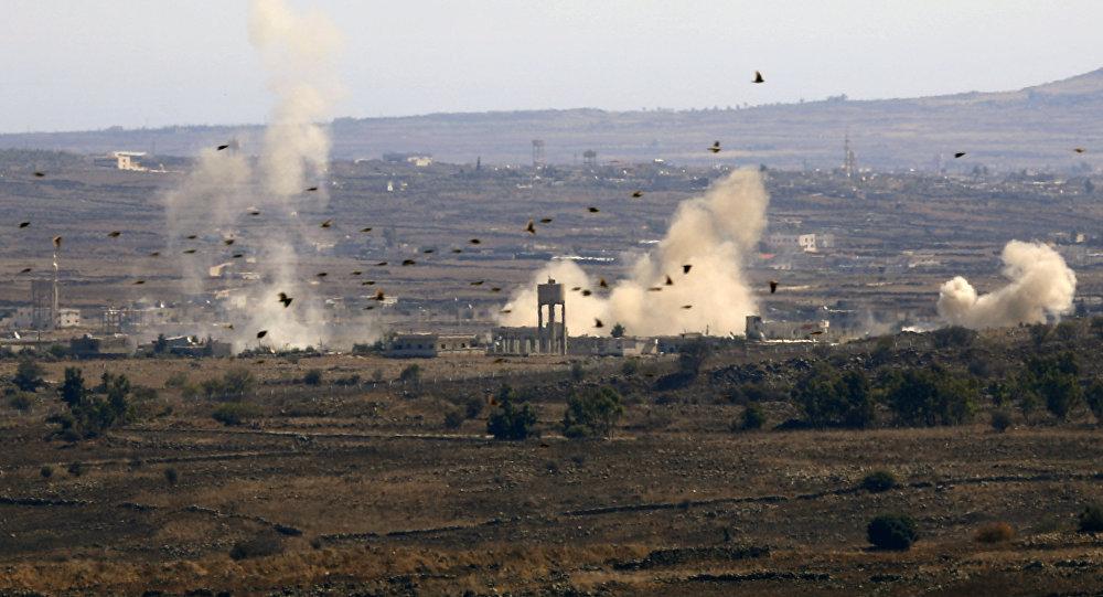 Syrie (image d'illustration)