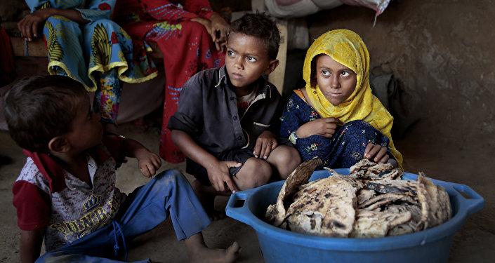 Des enfants au Yémen (image d'illustration)