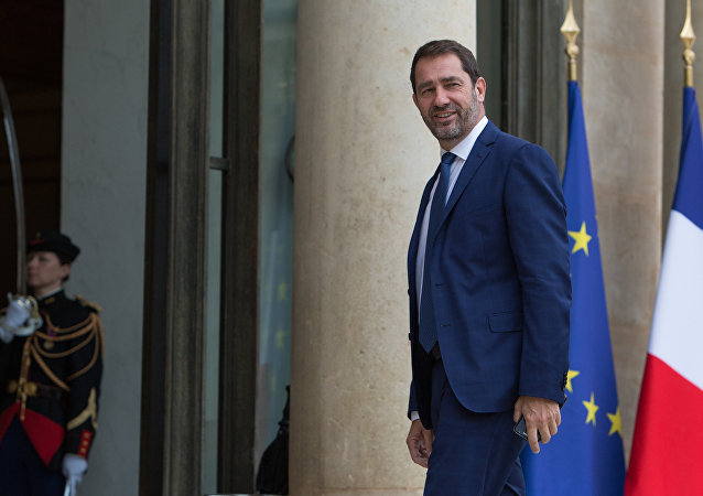 Christophe Castaner, file photo.