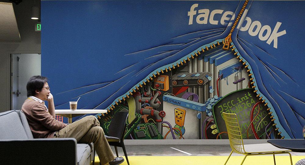 Siège de Facebook dans Silicon Valley