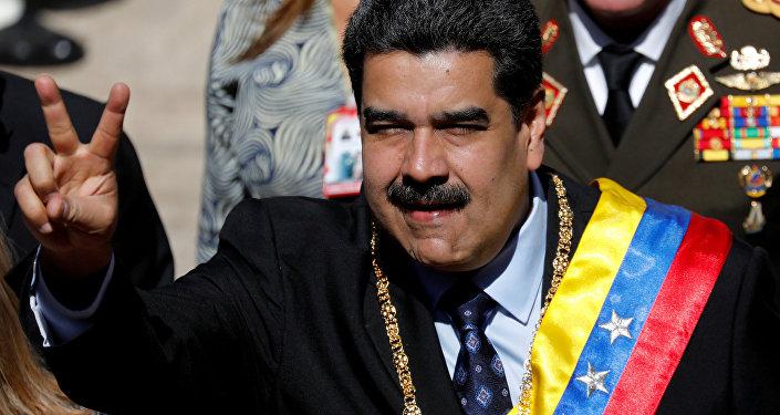 Nicolás Maduro, President du Venezuela