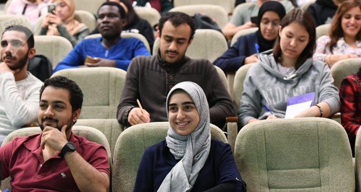 Études à la russe ou le quotidien des étudiants étrangers en Russie