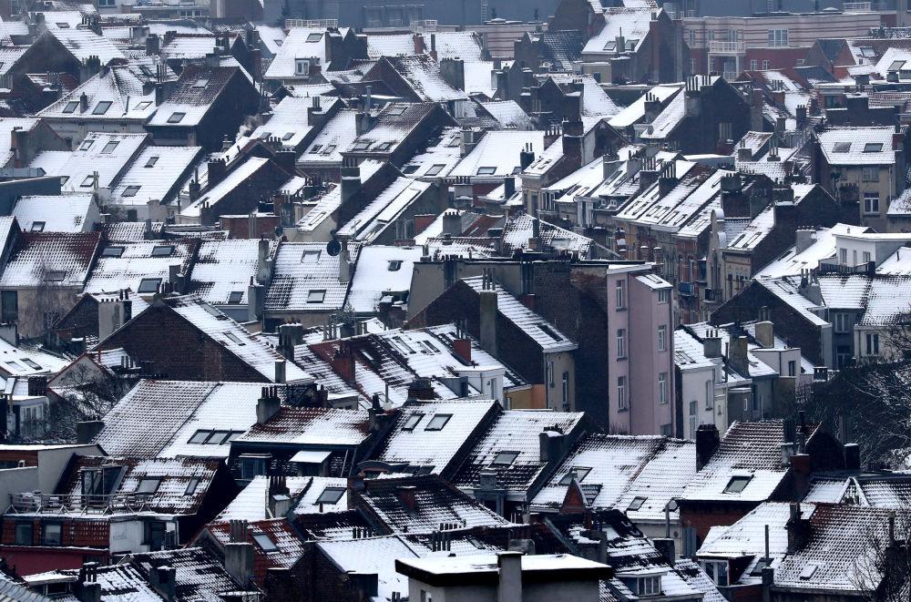 15 clichés hivernaux impressionnants