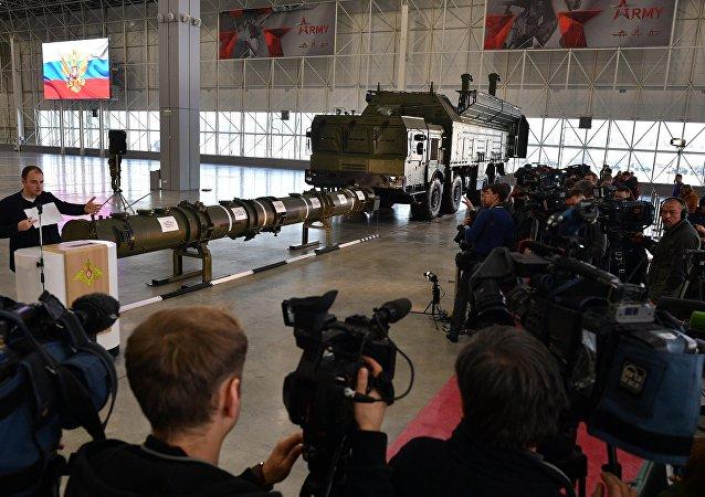 Le missile russe 9M729