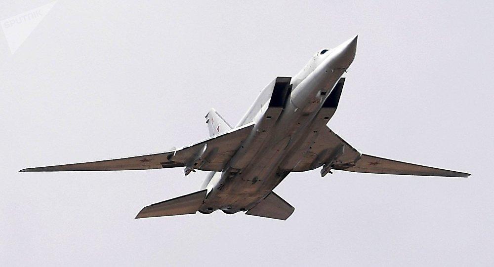 Un Tupolev Tu-22M3