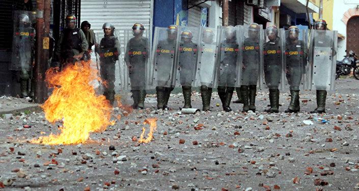Crise au Venezuela
