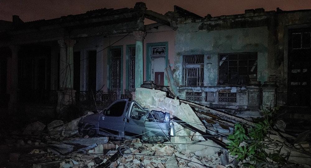 Cuba: des centaines de blessés dans une tornade