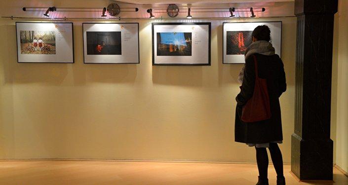 Les œuvres du photojournaliste de l'agence Rossiya Segodnya Andreï Stenine