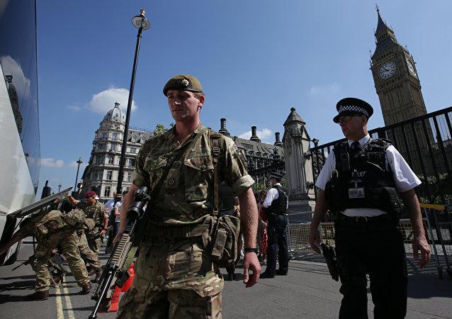 La loi martiale en cas de Brexit sauvage? «Le Project fear est de plus en plus absurde»