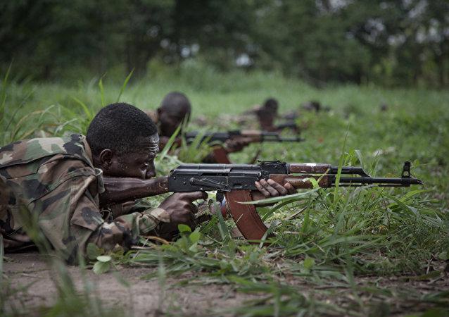 Forces armées, Centrafrique