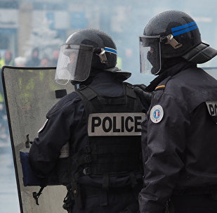Gilets jaunes et police
