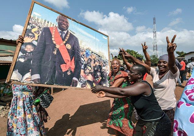 Soutien à Laurent Gbagbo après l'annonce de son acquittement par la CPI le 15 janvier 2019, Côte d'Ivoire
