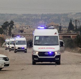 Syrie (archives photos)