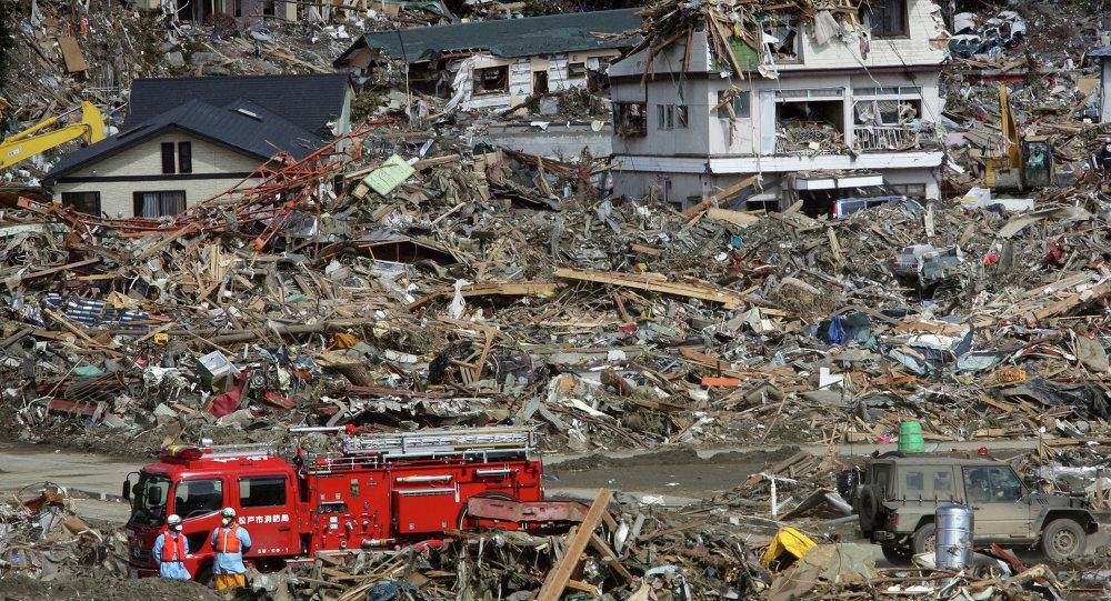 Conséquences du tsunami de 2011 au Japon