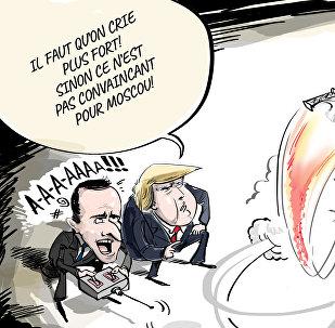 «Message» pour Moscou