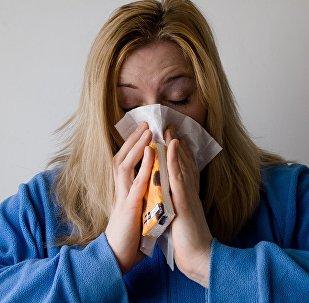 Erkältung und Grippe (Symbolbild)