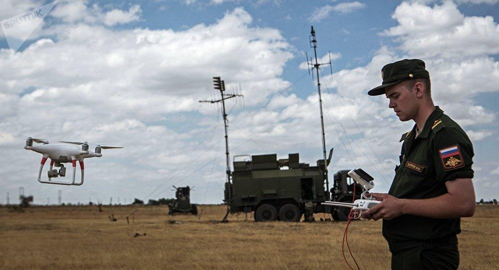 Des armes russes aux caractéristiques inconnues auraient sécurisé le Mondial 2018