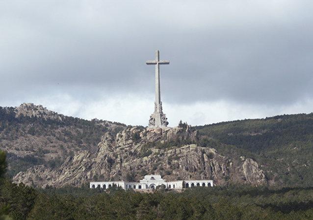 Vallée de ceux qui sont tombés en Espagne