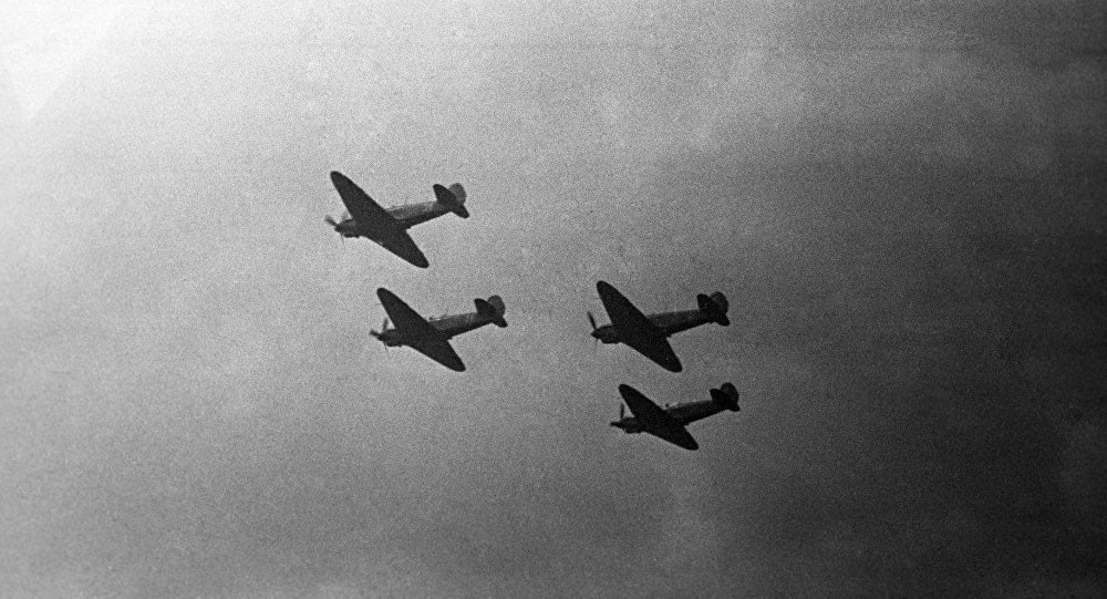 Avions du Normandie-Niémen