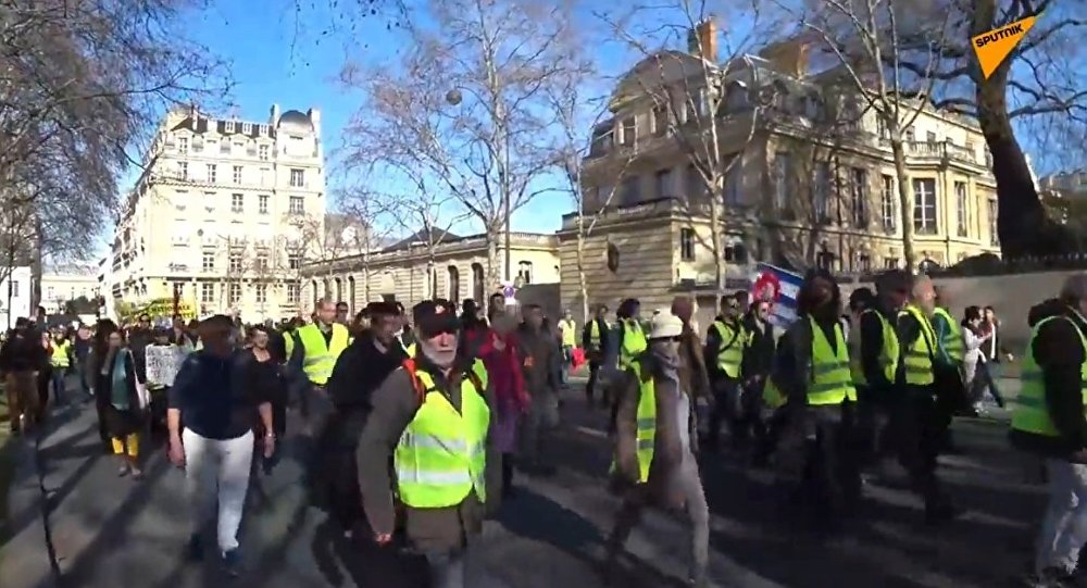 Les Gilets jaunes descendent de nouveau dans la rue, ce dimanche 17 février