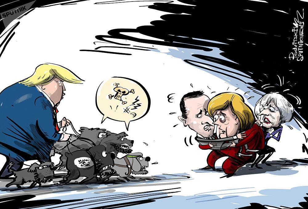 Rapatriement des djihadistes: Trump fait chanter l'Europe