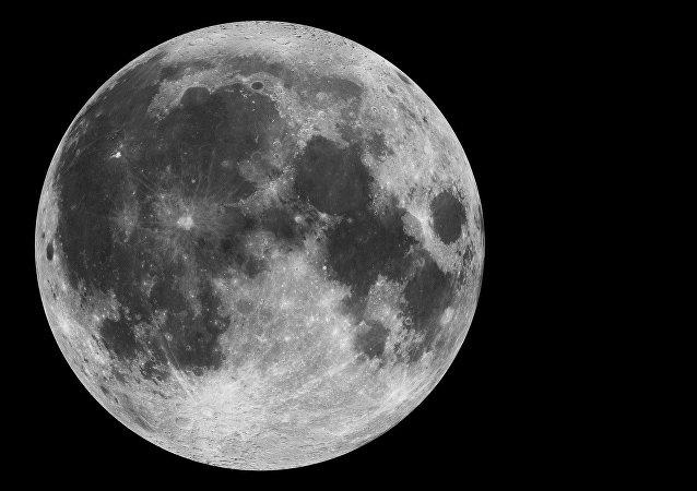 Une super Lune