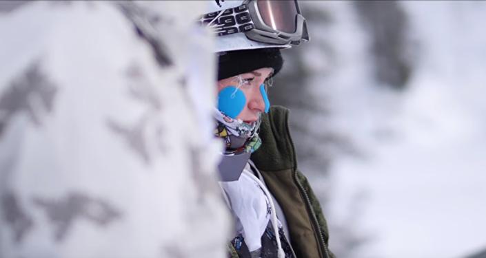 Des skieuses russes se préparent à l'«Edelweiss Raid 2019»