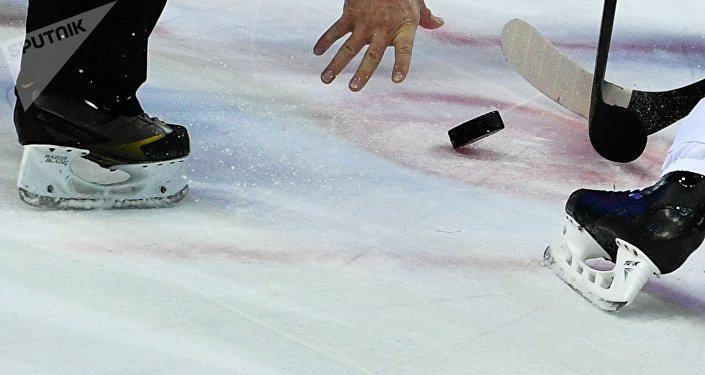 Hockey (Symbolfoto)