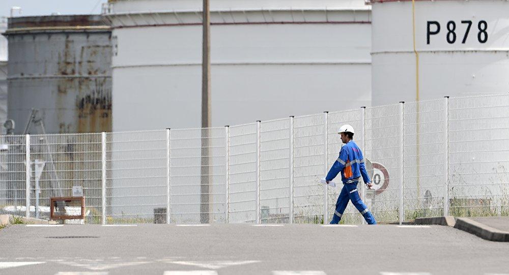 Raffinerie Total Donges