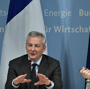 Bruno Le Maire et Peter Altmaier