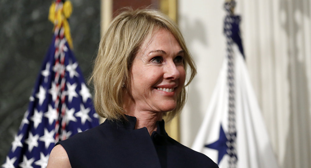 Etats-Unis : Kelly Knight Craft, nouvelle ambassadrice à l'ONU